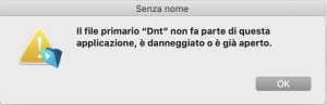 Runtime Dento 6.9.5 per Mac e Windows 1 - gestionale dentista